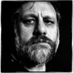 Slavoj Zizek, philosopher (photo by Steve Pyke)