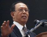 WIEF chairman Tun Musa Hitam (Photo: The Malaysian Insider)