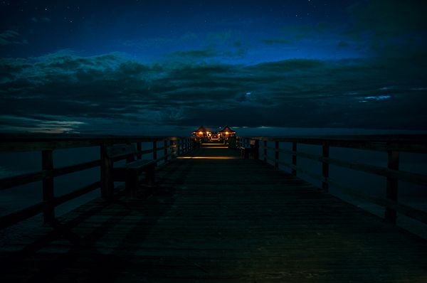 """Naples Pier"" by Remo Daut http://remophotography.com"