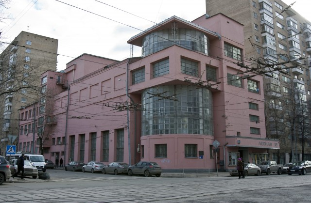Zuev Workers' Club